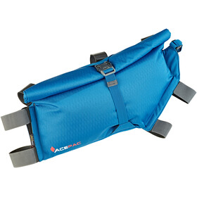 Acepac Roll Frame Bag M blue